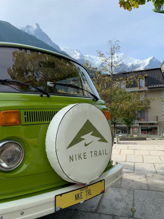 Legend Combi Event UTMB 2019 NIKE TRAIL